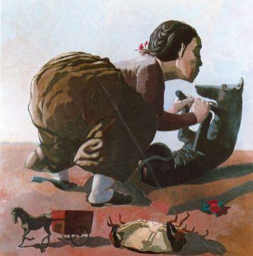 Paula Rego - Neo figurativism
