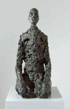 Alberto Giacometti - Busto d'uomo
