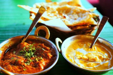 Paneer w sosie (kuchnia północnych Indii)