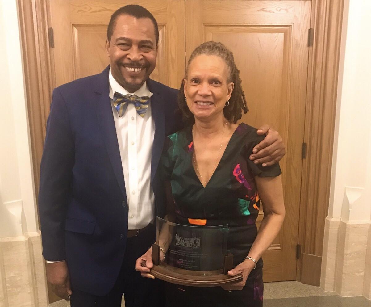 Aldon D. Morris is the Recipient of the 2018 John D. McCarthy Award