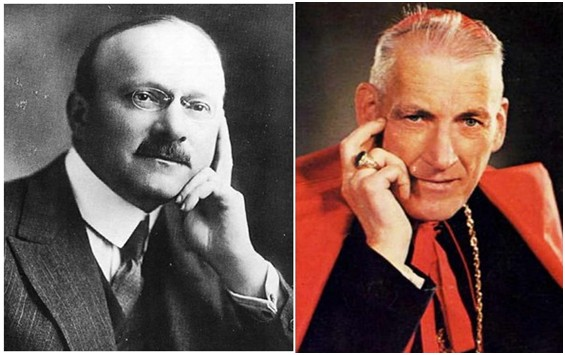 André-Gustav Citroën Richard Cushing