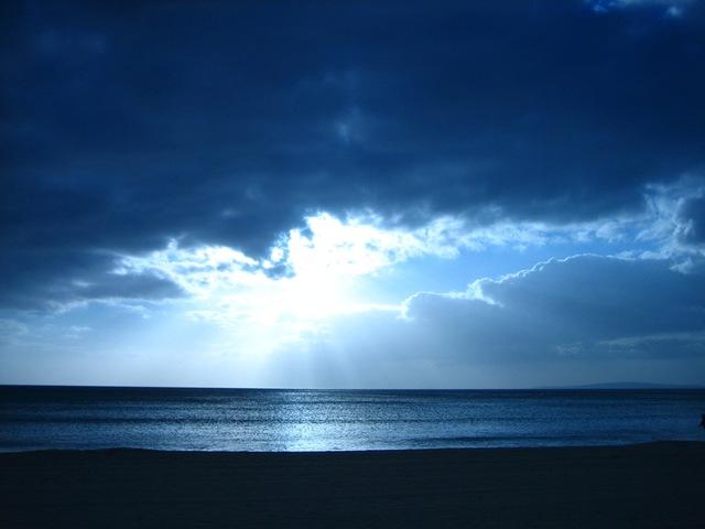besim, qiell, deti