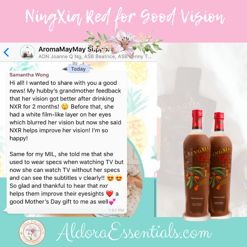 NingXia Red for Good Vision