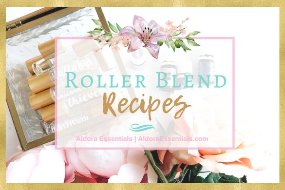 YL, Young Living, Roller Blend Recipes, Premium Starter Kit, PSK