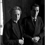 Irène Curie et Frédéric Joliot (à propos d'un portrait réalisé par Henri Cartier-Bresson)