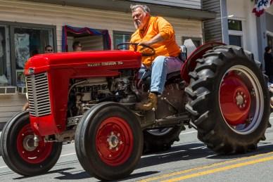 intense tractoring