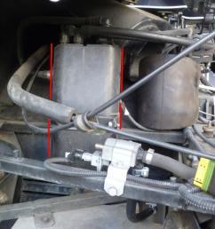 ferrari 360 fuel vapour canister [ 1024 x 768 Pixel ]