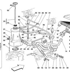 ferrari 360 engine oil level checks and the danger of overfilling ferrari 360 engine diagram [ 1548 x 838 Pixel ]