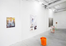 Aldrich/Weissberger, gallery shot of Hive and Double at Grin