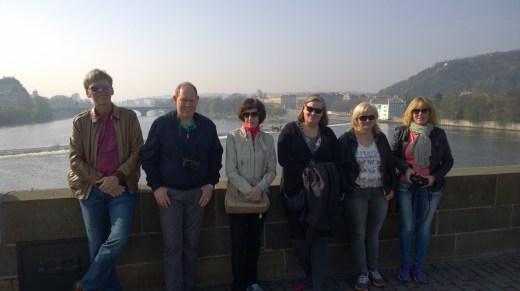 Prag Karlsbroen