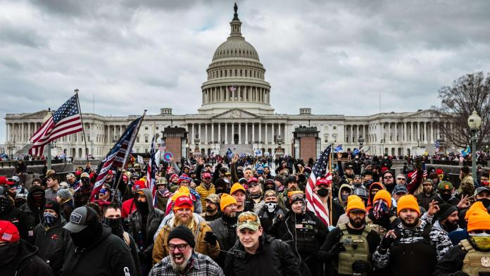 US Capitol rioters identified in footage fired from their jobs