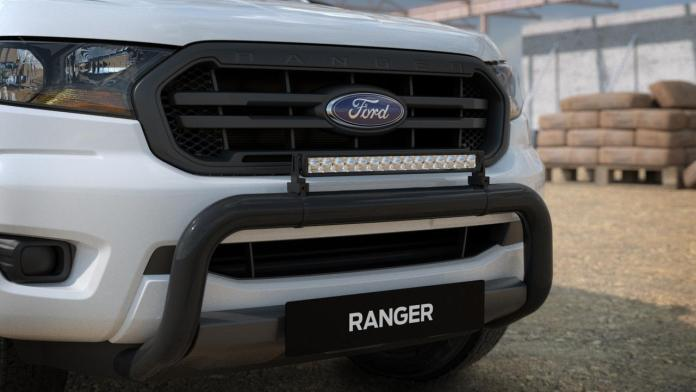 Ford Ranger Tradie special edition revealed