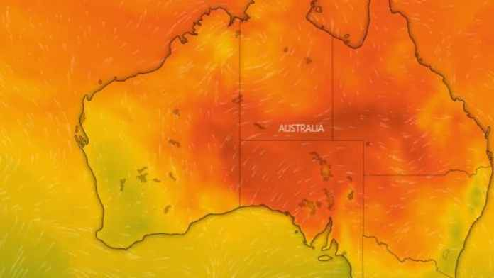 Rain eases WA fires as storms threaten, NT, Qld and heatwave hits Adelaide, Melbourne