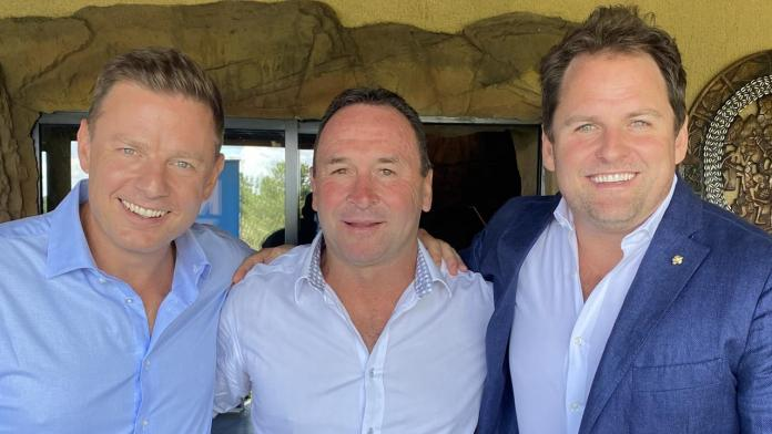 Ricky Stuart's foundation to help kids continues with next project