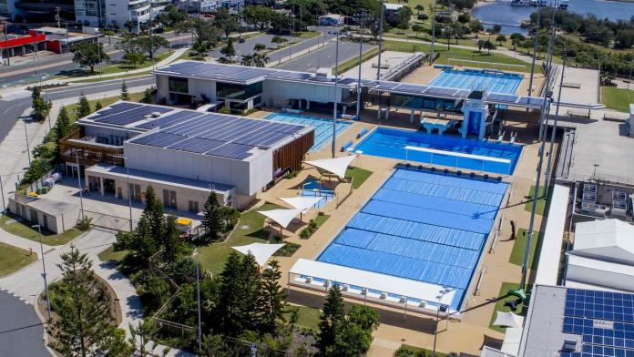 Gold Coast Aquatic Centre: Swimmer critical after near-drowning