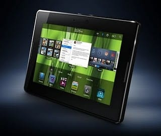 Spesifikasi Blackberry Playbook & Harga Blackberry Playbook