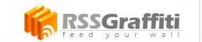 Menggunakan RSS Graffiti Untuk Update Status