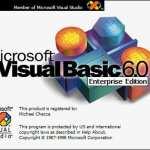 Pengenalan Dasar Tentang Visual Basic 6