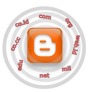 Cara Custom Domain Pada Blogspot