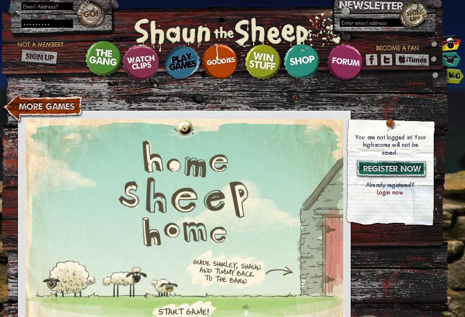 Download Game Shaun The Sheep Free