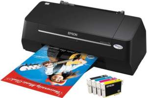 Cara Reset Printer Epson C90