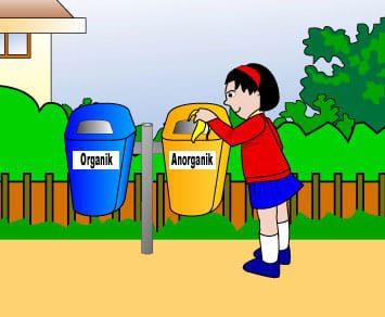 Pengertian Sampah Organik Dan Non Organik