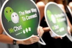 Menikmati Fitur Look Around Pada WeChat