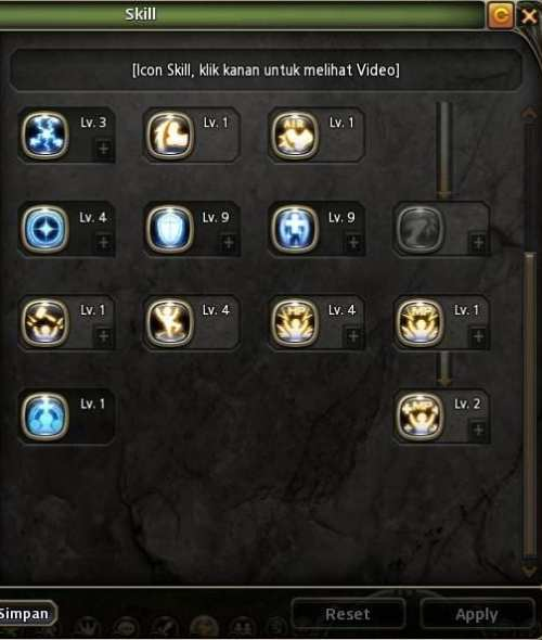 Skill Build Guardian Hybrid