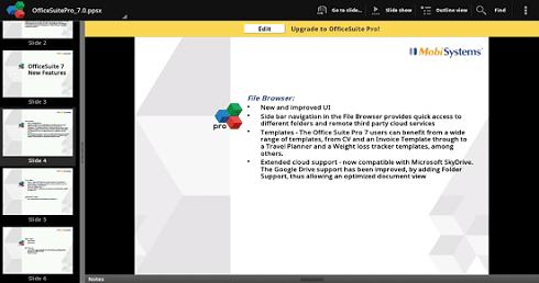 Dokumen Office Di Android