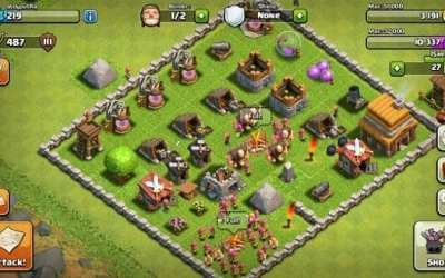 Review Game Clash Of Clan