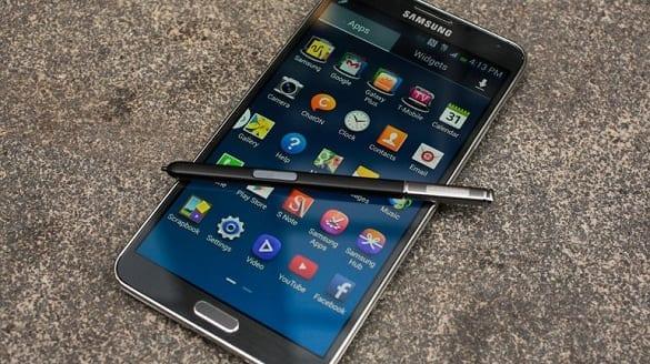 Smartphone Terbaik Galaxy Note 3 dengan Layar Super Besar