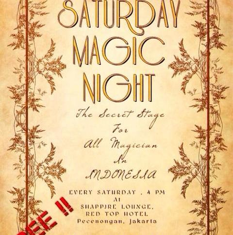 Saturday Magic Night