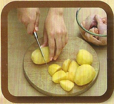 Resep Masak Semur Ayam Kentang