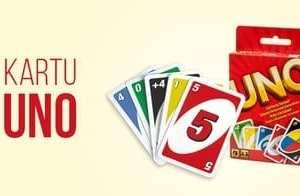 Permainan Kartu Uno, Seru dan Menyenangkan
