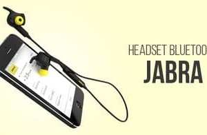 Headset Bluetooth Jabra