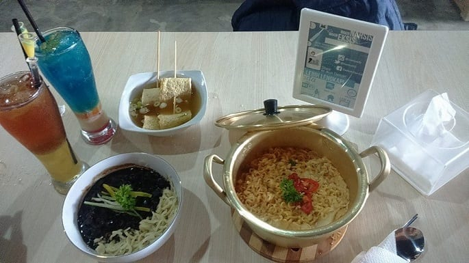 Menikmati Kuliner Korea di Kemang