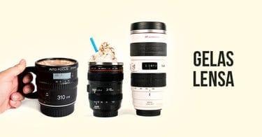 Gelas Lensa Untuk Kalian Pecinta Fotografi