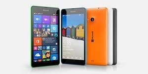 Microsoft Lumia 535 Dual SIM Hadir dengan Desain Penuh Warna