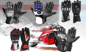 Memilih Sarung Tangan Motor Sesuai Karakter