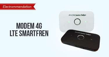 Internetan Makin Lancar dengan Modem 4G LTE Smartfren