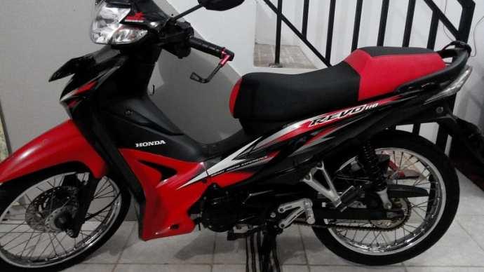 Custom Jok Motor di Jakarta