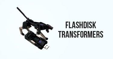 flashdisk Transformers
