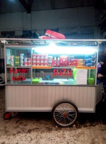 Ketan Susu di Jakarta Timur