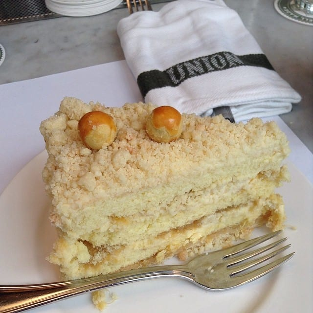 Nastar Crumble Cake