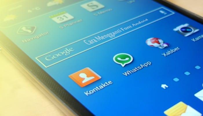 Alasan Mengganti Smartphone