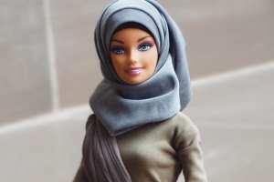 Vlogger Tutorial Hijab