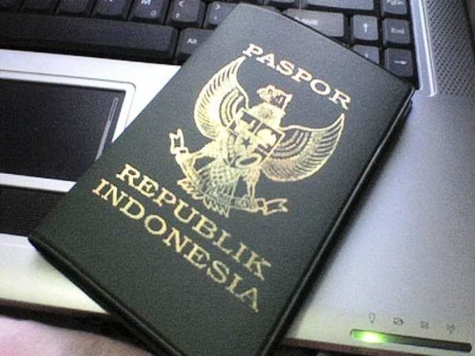 perpanjang paspor online