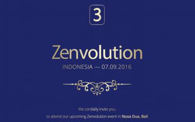 ASUS Zenvolution Indonesia