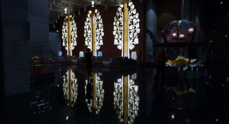 Lobby Grand Mercure Kemayoran