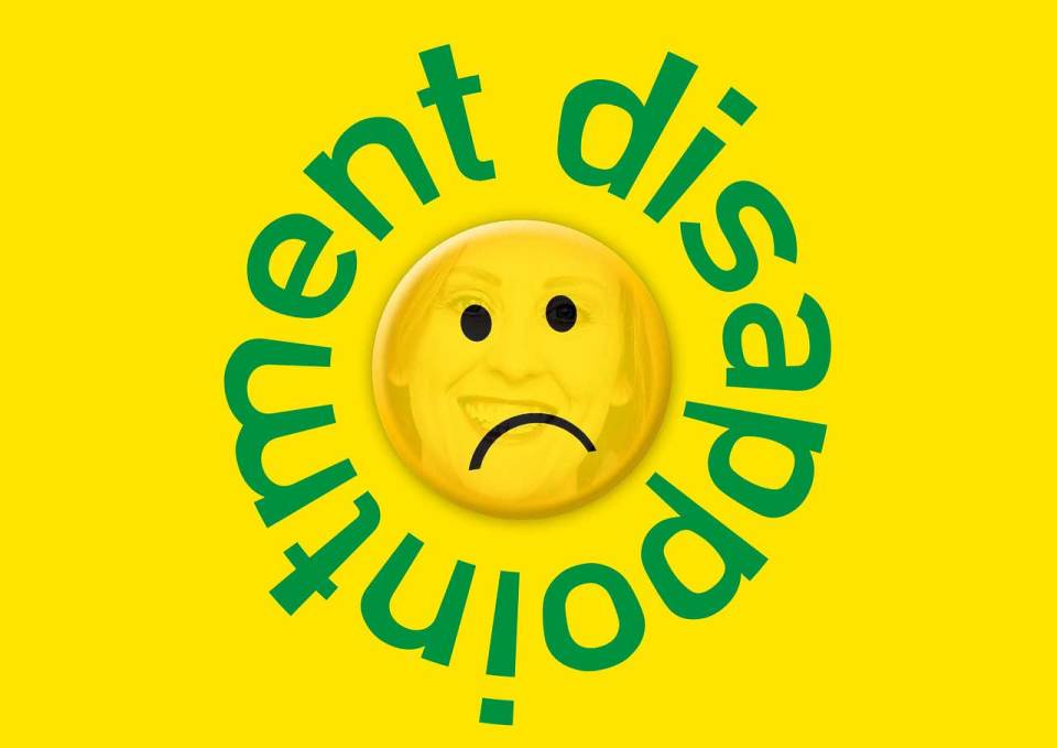 Kecewa dan Dikecewakan